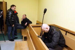 Buvę uostamiesčio pareigūnai išgirdo nuosprendį