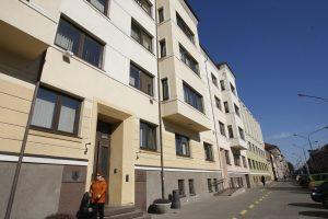Klaipėdiečiai sujudo dėl savivaldybės butų