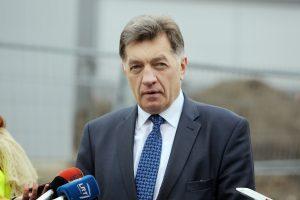 Kitąmet Vilniuje norima surengti Lietuvos-Lenkijos verslo forumą