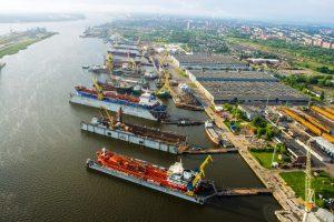 Vakarų laivų gamykla į technologijas investuos 17 mln. eurų