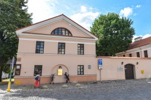 Ryšių istorijos muziejų ruošiamasi registruoti Kauno rotušėje