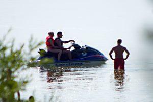 Baltijos jūroje siaučia nelegalai