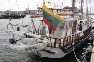 Klaipėdiečiai estų vandenyse bandys rasti pirmąjį Lietuvos karo laivą