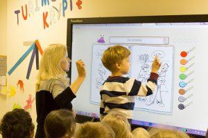 Tarptautinė mokykla į Klaipėdą pritrauks užsieniečių?