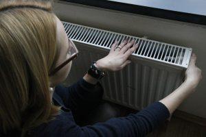 Klaipėdiečiai namuose pasigenda šilumos