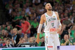 Kurie rinktinės krepšininkai Lietuvoje žaidė geriausiai?