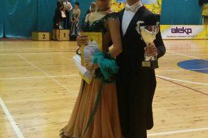 Savaitgalį Ukmergėje paaiškėjo Lietuvos 10-ies šokių čempionato nugalėtojai