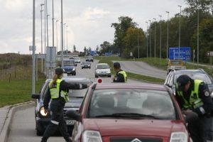 Policijos reidas pažėrė siurprizų