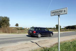 Klaipėdos rajono savivaldybė yra atsakinga ir prižiūri vietinės reikšmės kelius