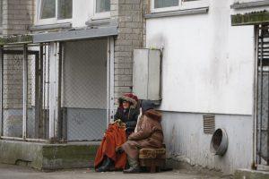 Benamių prieglobsčiui Klaipėdoje – tūkstančiai