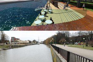 Klaipėdos miestui – didingi planai