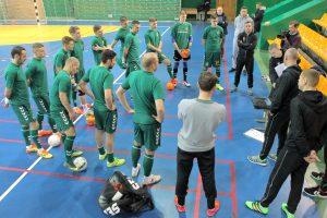 """""""Siemens"""" areną užpildę žiūrovai pasiekė UEFA rekordą"""