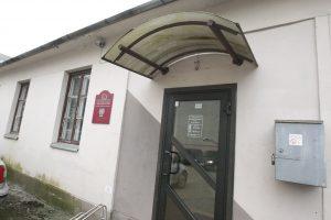Bibliotekos filialo laukia permainos