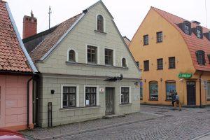 Klaipėdos savivaldybė rengiasi atsisakyti pirkti istorinį pašto pastatą