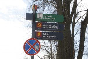 Naujai gatvei suteiks pavadinimą