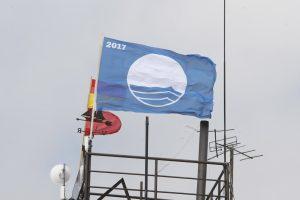 Mėlynoji vėliava plevėsuos dviejuose Klaipėdos paplūdimiuose