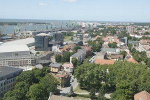 Tikslas – subalansuota miesto ir uosto plėtra