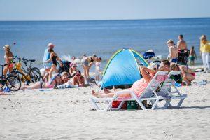 Pliažuose – vaizdo stebėjimo kameros
