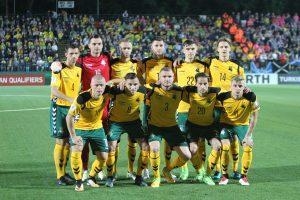 Visas Tautų lygos rungtynes lietuviai žais Vilniuje