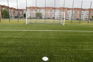 Uostamiestyje atnaujins mokyklų stadionus