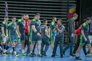 Lietuvos rankininkai pradeda kovas Europos čempionato atrankoje