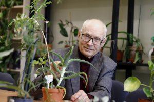 Augalų žinovas: be ligų įmanoma nugyventi ir 100 metų