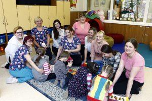 Neįgalių vaikų tėvams – atokvėpio galimybė