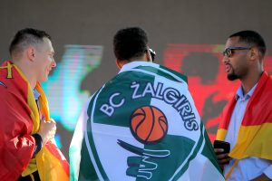 """Belgrado pamokas išmokęs """"Žalgiris"""" viliasi įsitvirtinti tarp Eurolygos geriausiųjų"""