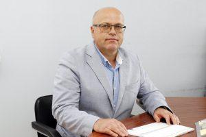 Klaipėdos vaikų ligoninės vadovas: pasikeitė kėdė, bet ne darbovietė
