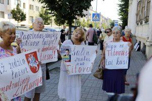 Stebina Klaipėdos miesto tarybos nario gynėjos