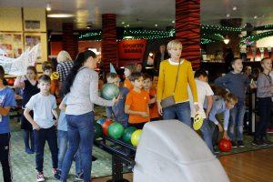Rudens tradicija – boulingo turnyras