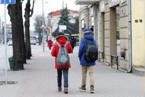 Klaipėdoje plečiasi pedagogų streikas