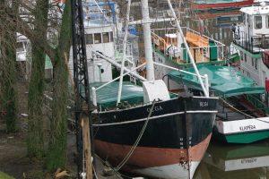 Istorinius laivus skandina ministerijos
