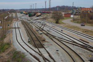 V. Pranckietis: išardytą geležinkelį į Latviją reikės atstatyti