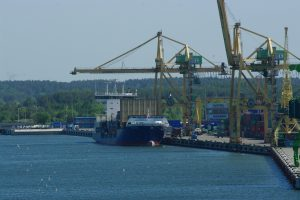 Malkų įlanka taps modernia uosto dalimi