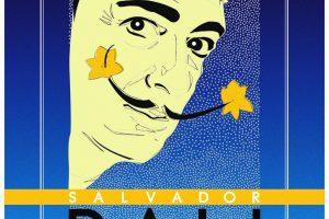Parodoje – originalūs S. Dali darbai