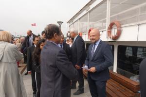 Uoste lankėsi šimtas garbės konsulų