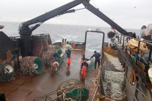 Rusija prie Murmansko sulaikė Lietuvos laivą