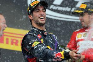 """""""Formulės 1"""" pasaulio čempionato etapą laimėjo australas"""
