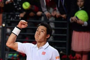 """Australian Open"" čempionato starte – itin sunki K. Nishikorio pergalė"