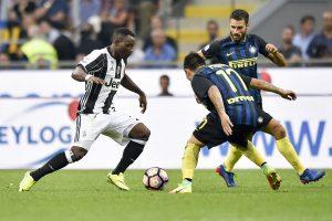 Italijos futbolo elito ture – pirmasis čempiono pralaimėjimas