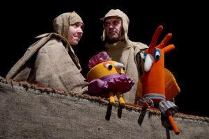 Klaipėdos lėlių teatre aptiktas viruso židinys