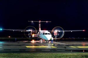 Palangos oro uoste keleivių skaičius išaugo dvigubai
