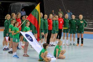 Pajėgiausios Lietuvos rankininkės rinksis į antrąją treniruočių stovyklą