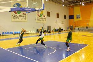 Moterų krepšinio rinktinė pradeda Europos čempionato atrankos turnyrą