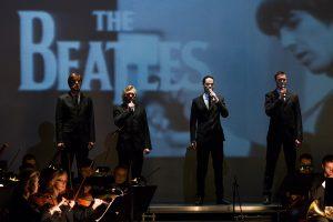 """Naujųjų sutiktuvėms – legendinės """"The Beatles"""" dainos"""