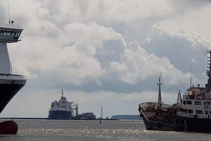 Uoste – lengvatos dujų tanklaiviams