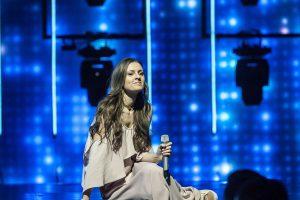 """Būrėja pasidalijo įžvalgomis, kaip """"Eurovizijoje"""" seksis I. Zasimauskaitei"""