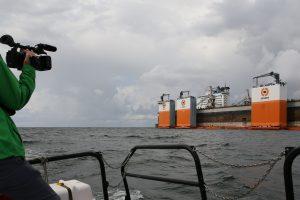 """Naujos galimybės – dėl """"Panamax"""" doko"""