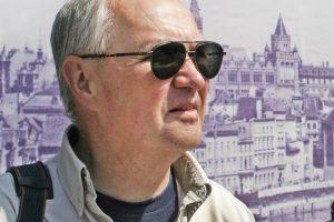 Dailininkui R. Borisovui Neringoje įteikta L. Rėzos premija